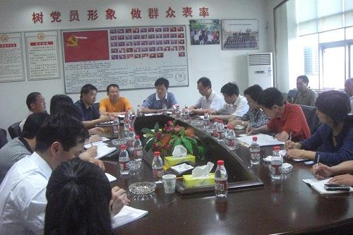 副市长高敏督察市聋哑学校工程进度 -峰江街道图片